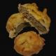 Vancouver Deep fried burger - food cart menu