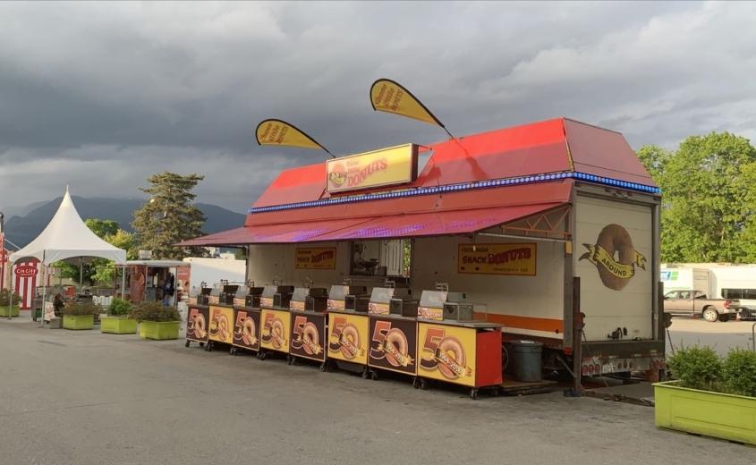Abbotsford AgriFair Donut Drive